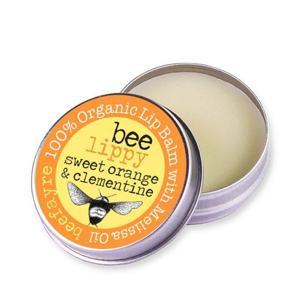 Organic Lip Balm - Sweet Orange & Clementine-3482