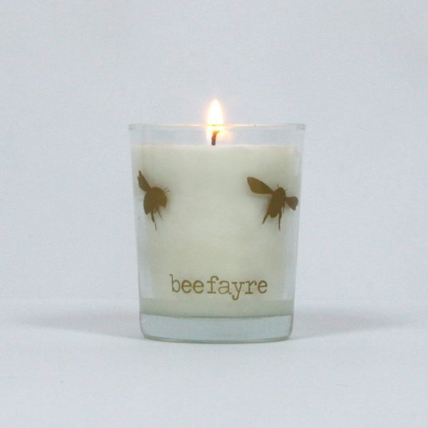 Bee Free Bluebell Votive -7971