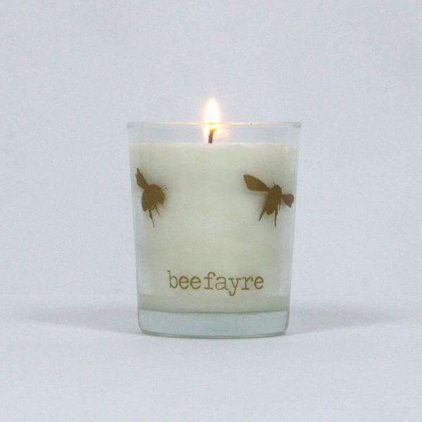 Bee Calm Lavender & Geranium Votive -8001